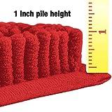 LuxUrux Bathroom Rug Mat Set–Extra-Soft Plush