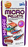 Hikari Tropical Micro Pellets Aquarium Fish Food, 45g