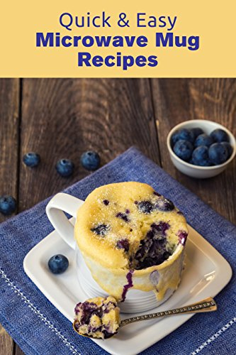 Quick & Easy Microwave Mug Recipes by [Stevens, JR]