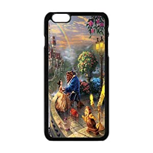 Beauty and the Beast Cell Phone Case for iPhone plus 6