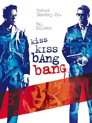 Amazon.com: Kiss Kiss Bang Bang: Robert Downey Jr., Val ...