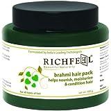 Richfeel Hair Pack Brahmi, 500g