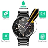 Tempered Glass Screen Protector Round Edge For Huawei Watch 2