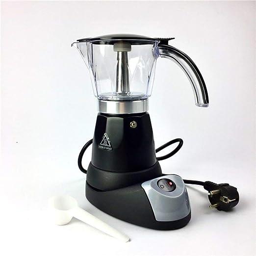 COKFEB Filtro de café Cafetera eléctrica de 300 ml Material de ...