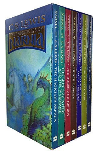 Top 10 recommendation chronicles of narnia books boxed set for 2019