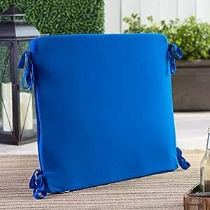 POLYWOOD 25 x 22 Sunbrella Adirondack Ottoman Cushion