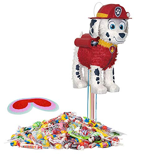 Costume Supercenter BBPK166 Paw Patrol Marshall Pinata Kit -