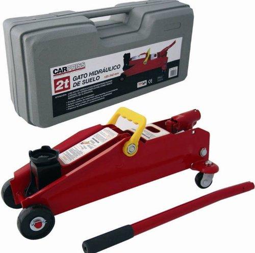 Carpriss 70677807 Gato Hidraulico Carretilla 2 T Tuv/Gs C/Maletin Auto Distribution Carpriss S.L.U.