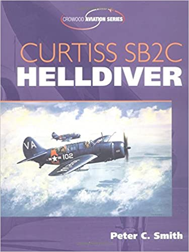Curtiss SB2C Helldiver (Crowood Aviation)