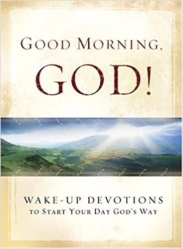 Buy Good Morning God Book Online At Low Prices In India Good Morning God Reviews Ratings Amazon In