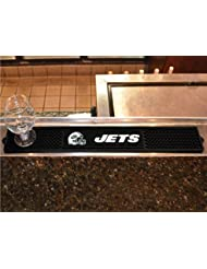 New York Jets Drink Mat 3.25x24 - Licensed New York Jets Gifts