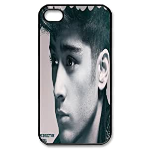 Designyourown Case One Direction Iphone 4 4s Cases Hard Case Cover the Back and Corners SKUiPhone4-2198