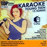 Top Tunes Karaoke CD+G Young Teen Vol. 4 TT-260-v2