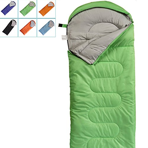 Compact Waterproof Sleeping Bag - 6