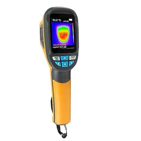 Elenxs 1024 Pixel portátil IR cámara de imagen térmica infrarroja digital cámara termográfica visual LCD Termómetro
