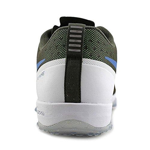 Nike Herren Zoom Hypercross TR2 Cross Trainingsschuhe Cargo Khaki / Green Strike-weiß-steigen