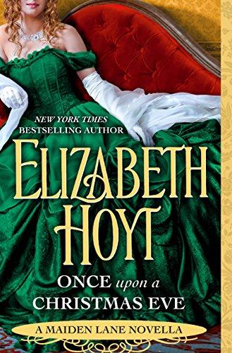(Once Upon a Christmas Eve: A Maiden Lane Novella (Kindle Single))