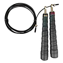 360 Speed Jump Rope Quality Jumping Skipping Rope for Double Unders MMA Boxing & Regular Cardiovascular Training