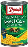 Libby's Whole Kernel Sweet Corn 15 Oz. (3 Pack)