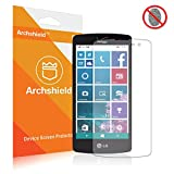 LG G4 Screen Protector, Archshield - LG G4 Premium Anti-Glare & Anti-Fingerprint (Matte) Screen Protector 3-Pack - Retail Packaging (Lifetime Warranty)