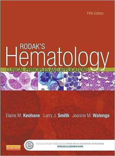 Free Hematology Books Pdf