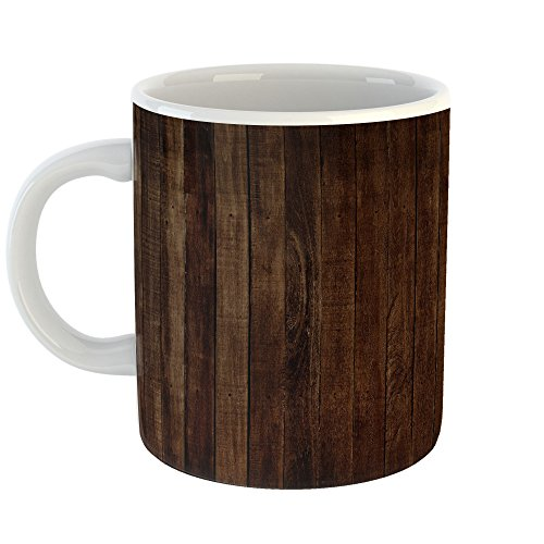 Westlake Art - Wood Hardwood - 11oz Coffee Cup Mug - Modern Picture Photography Artwork Home Office Birthday Gift - 11 Ounce (C4BE-40934)
