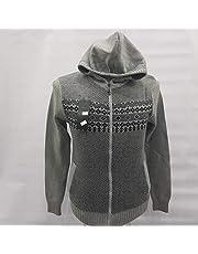 Zip Up Jacket For Unisex