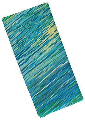 E By Design N4OGH18Cool-19 Polyester Decorative Napkin 19 by 19 Starfish [並行輸入品]   B077M8QCXP