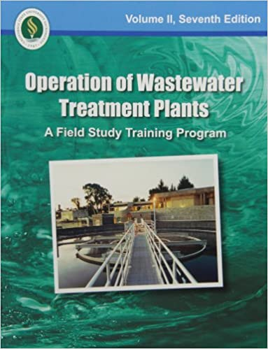 Operation Of Wastewater Treatment Plants Volume 2 Ken