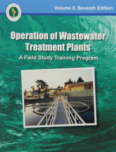 Operation Of Wastewater Treat.Plants,V2
