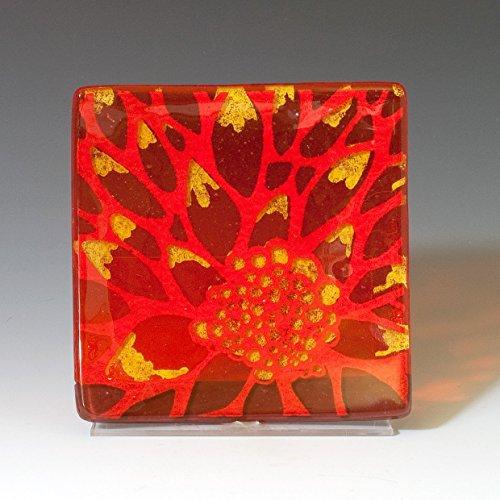 Dahlia Glass 4.5