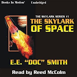 The Skylark of Space Audiobook