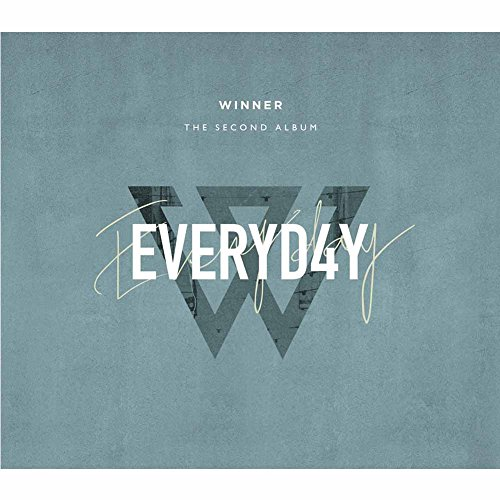 (YG Entertainment Idol Goods Fan Products YGeShop WINNER SECOND ALBUM [EVERYD4Y] Day Ver.)