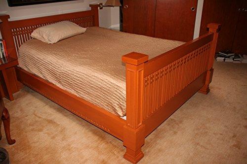 Craftsmen Style Bed