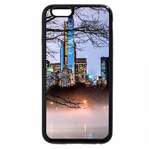 iPhone 6S / iPhone 6 Case (Black) Autumn in New York