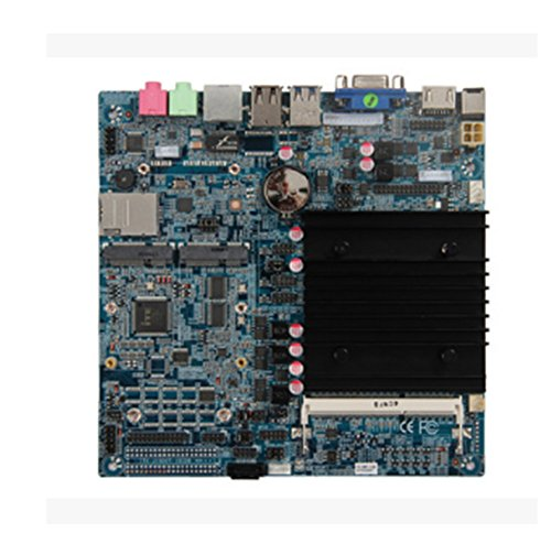 - EIPKH fanless embedded ITX motherboard intel Celeron J1900, DC/ATX power supply, 3G, MINI-PCIE(WIFI),MINI SATA, SIM