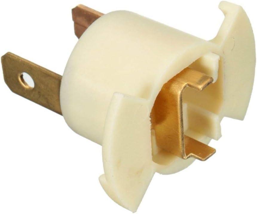 TSX 33116SD4961 Zinniaya Support de Douille dampoule de Phare halog/ène H1 pour Honda CR-V Acura RL