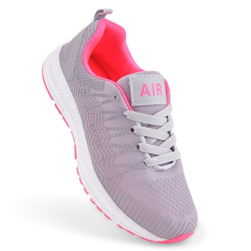 Mode Shoes Gris Baskets Click Pour Femme wvnx4CxBqH