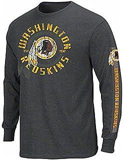 Washington Redskins NFL Gridiron Touch Long Sleeve Shirt Big   Tall Size 4XL af1aa5806