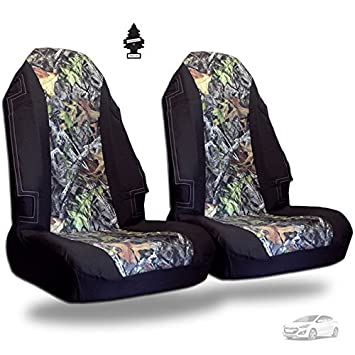 Brilliant New Pair High Quality Camouflage High Back Car Truck Suv Caraccident5 Cool Chair Designs And Ideas Caraccident5Info