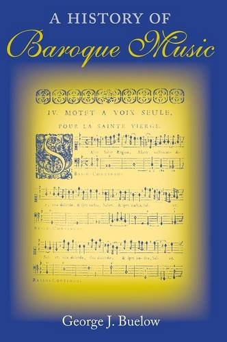 Download A History of Baroque Music ebook