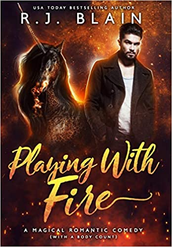 Buy Playing With Fire A Magical Romantic Comedy With A