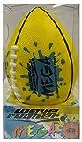 Flash Sale Wave Runner Mega Football Water Bouncer Skipping Ball, Yellow