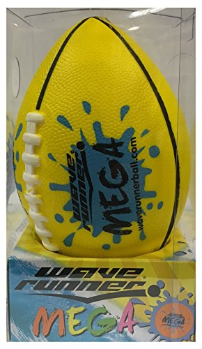 flash-sale-wave-runner-mega-football-water-bouncer-skipping-ball-yellow