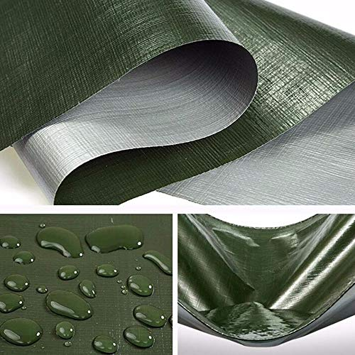 awning 6x10m Thicken sunscreen 35MM insulation cloth poncho thickness tarpaulin 0 outdoor 180g truck waterproof OXwqO6T