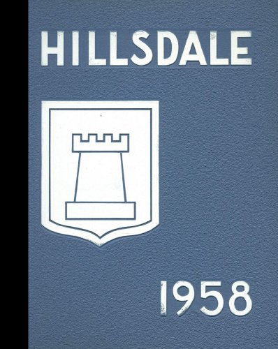 (Reprint) 1958 Yearbook: Hillsdale High School, San Mateo, ()