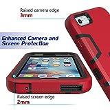 LUCKYCAT iPhone 6s Case, iPhone 6 Case, Kickstand