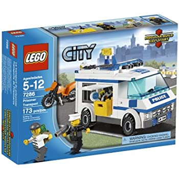 Amazon Lego Police Prisoner Transport 7286 Toys Games