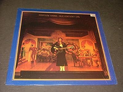 Emmylou Harris Blue Kentucky Girl Warner Bros Records BSK-3318 1979