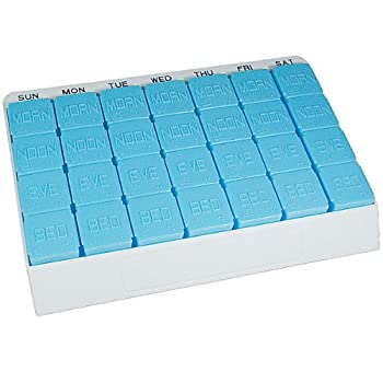 Medi Tray Pill Box